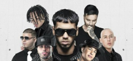 Anuel AA Ft Daddy Yankee, Nicky Jam, Farruko, Cosculluela, Ozuna Y J Balvin – Ayer (Official Remix)