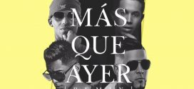 Arcangel Ft De La Ghetto, RKM y Ken-Y – Más Que Ayer Remix (Lyric Video)