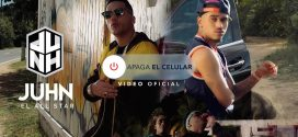 Juhn Ft Bryant Myers – Apaga El Celular (Official Video)