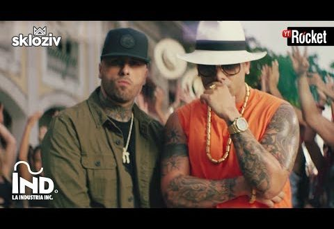 Nicky Jam Ft Wisin – Si Tú La Ves (Official Video)