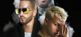 Noriel Ft Nicky Jam y Yandel – Desperte Sin Ti (Remix)