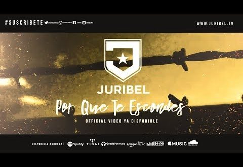 Juribel – Porque Te Escondes (Official Video) ™ | 🇨🇴 ⚡ @JuribelOficial